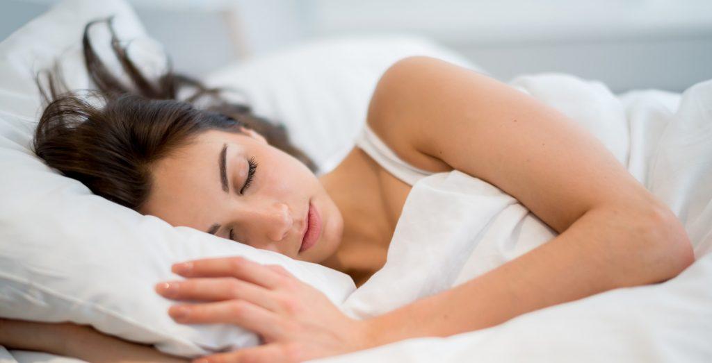 Behandling ved søvnbesvær og stress